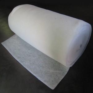 Ouate de polyester