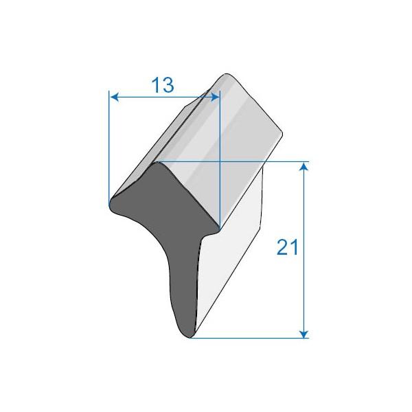Joint de porte 13x21mm - Joint de porte voiture universel ...