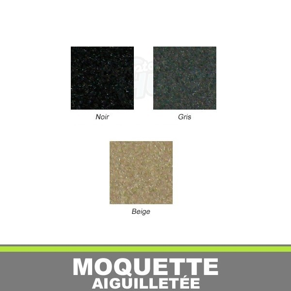 Moquette auto aiguillet e for Moquette imputrescible