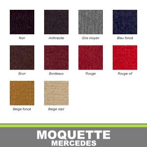 moquette auto type mercedes. Black Bedroom Furniture Sets. Home Design Ideas