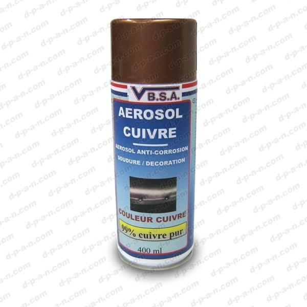 Peinture anticorrosion au cuivre ref 63506 for Peinture radiateur couleur cuivre