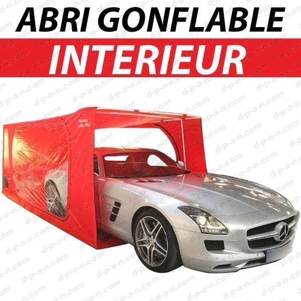 abri de protection gonflable armature m tallique carcoon veloce pour prot ger vos voitures en. Black Bedroom Furniture Sets. Home Design Ideas