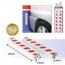 Protection en mousse pour garage 45 x 7.5 x 3.5