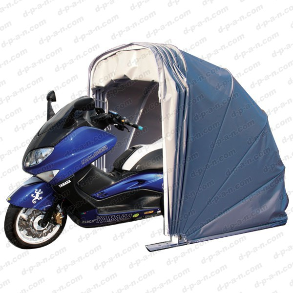 abri moto et scooter retractable motobox. Black Bedroom Furniture Sets. Home Design Ideas