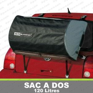 sac dos hayon de coffre voiture 120l. Black Bedroom Furniture Sets. Home Design Ideas