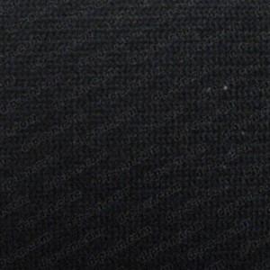 ciel de toit tissu noir aspect tiss sur mousse pour fabrication de ciels de toit coller. Black Bedroom Furniture Sets. Home Design Ideas