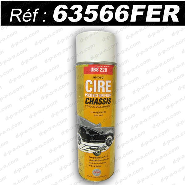 cire protection ch ssis et soubassement 500ml fertan ubs. Black Bedroom Furniture Sets. Home Design Ideas