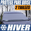 Protection pare-brise anti-givre