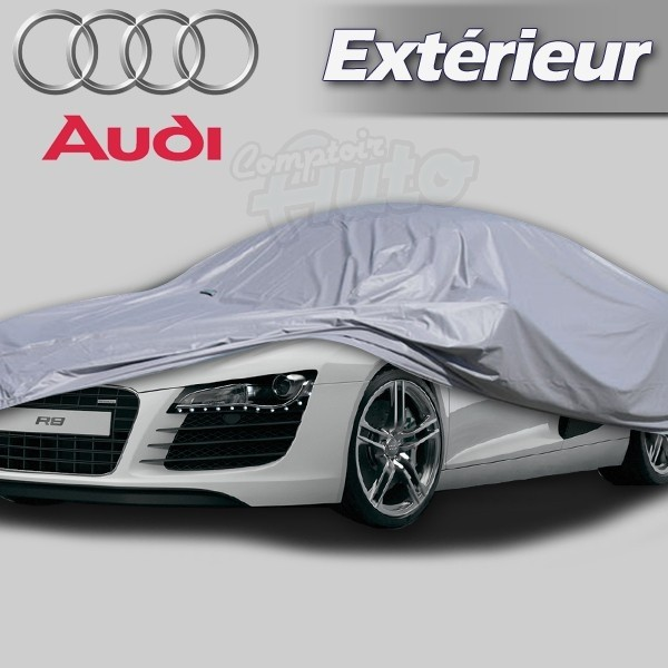 bache housse de protection voiture exterieur audi break voitures. Black Bedroom Furniture Sets. Home Design Ideas
