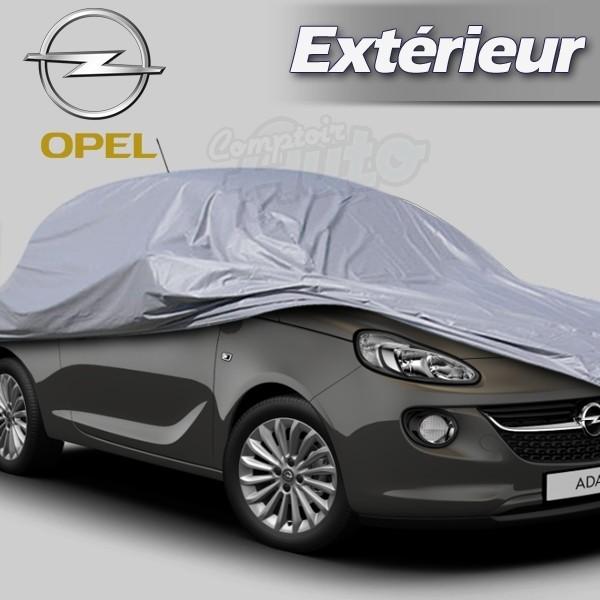 Housse de protection voiture Opel, bache