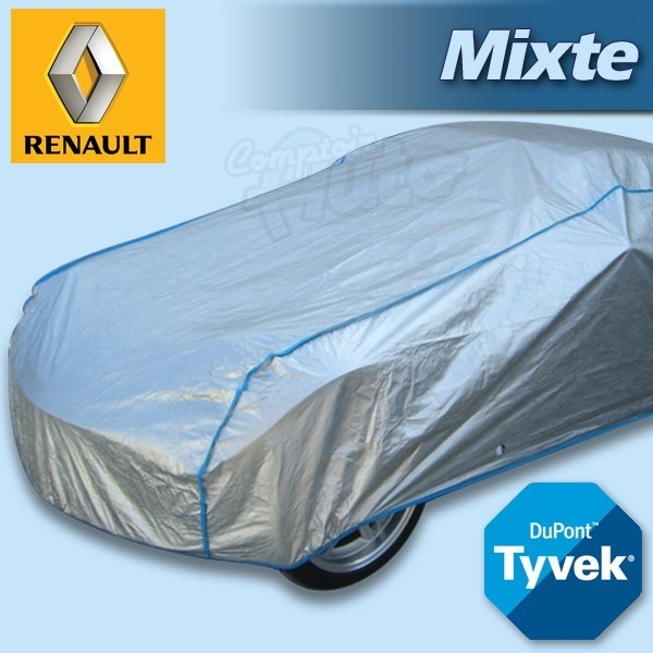 housse b che de protection tyvek mixte pour autos renault 4cv clio espace laguna megane. Black Bedroom Furniture Sets. Home Design Ideas