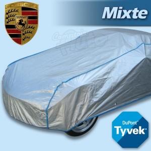Housse b che de protection tyvek mixte pour autos porsche for Housse porsche 997
