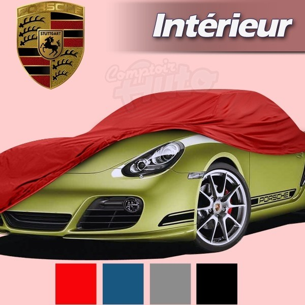 Housse b che de protection int rieur pour auto porsche for Porsche 918 interieur