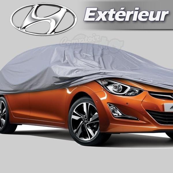Housses De Auto pour Hyundai ix25 2015-2019 /Étanche /à la poussi/ère Couverture De Voiture Compl/ète Vert /Étanche