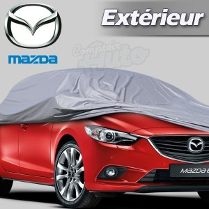 housse b che de protection ext rieur pour auto mazda 2 5 6 cx 5 cx 7 demio mx 5 premacy. Black Bedroom Furniture Sets. Home Design Ideas