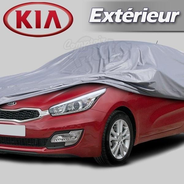 housse b che de protection ext rieur pour auto kia cee 39 d. Black Bedroom Furniture Sets. Home Design Ideas