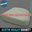 Mousse assise avant gauche Austin Healey 3000 BT7