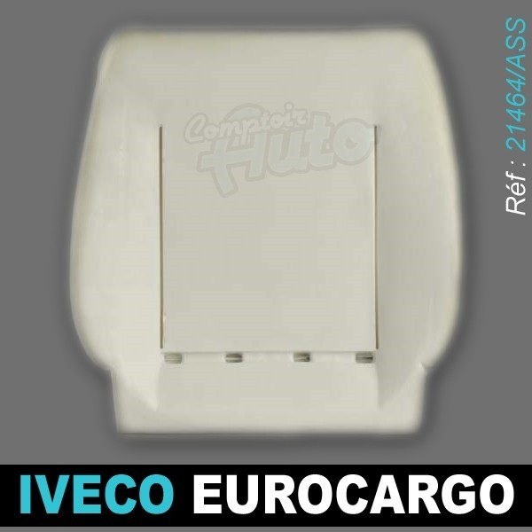 mousse pour assise avant de si ge d 39 iveco eurocargo 2005. Black Bedroom Furniture Sets. Home Design Ideas