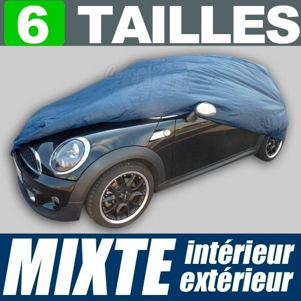 housse auto discount en nylon bache protection pour automobiles. Black Bedroom Furniture Sets. Home Design Ideas
