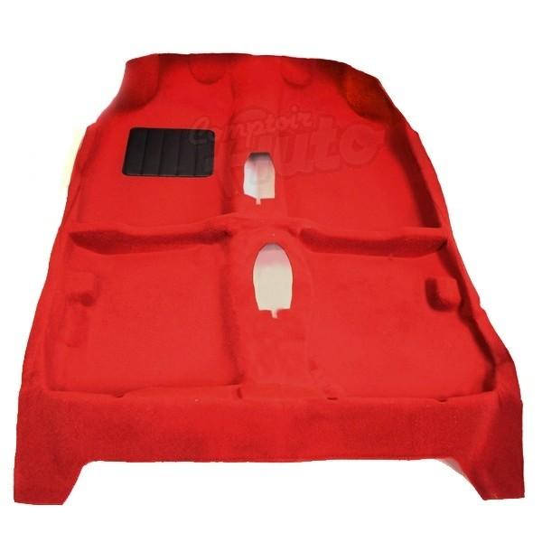 Insonorisant et moquette thermoform e compl te peugeot for Moquette 205 cabriolet