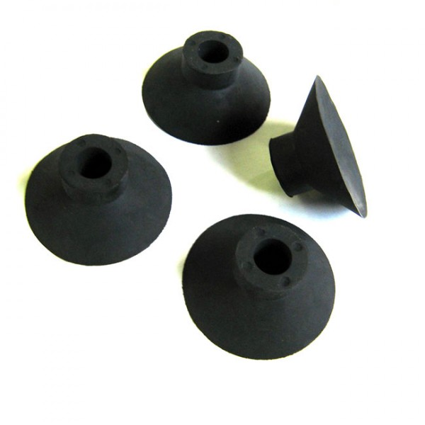 ventouses pour porte bagages x4. Black Bedroom Furniture Sets. Home Design Ideas
