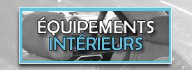 équipements intérieurs auto